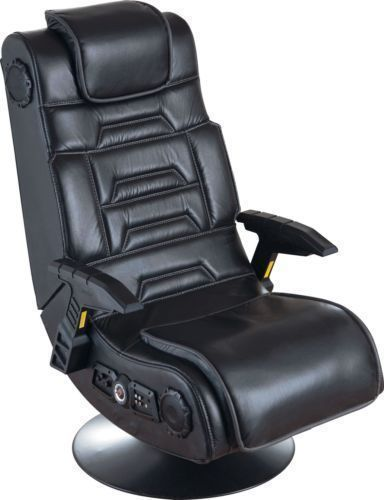 X-Rocker-Pro-Gaming-Chair-with-2-1-for-PS3-XBOX-360-WII-work-with-PS4-and-Xbox