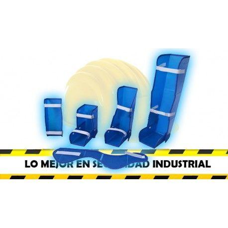 Inmovilizador para Cuello y Extremidades Kit de 5 férulas inmovilizadoras Férulas inmovilizadoras para camillas Placa de color azul Composición de 5 piezas Cuello - Brazo -Antebrazo - Tobillo- Pierna