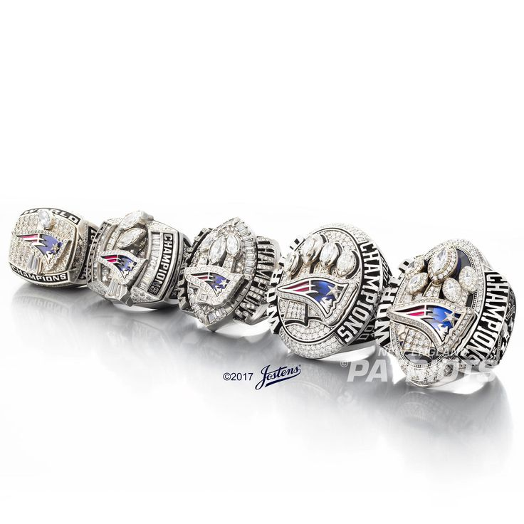 Photos: Super Bowl LI Ring | New England Patriots