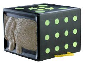 RINEHART TARGETS Rhino Block Target 16x16x13, EA