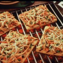 Grilled Thai Turkey Pizza - Price Chopper Recipe