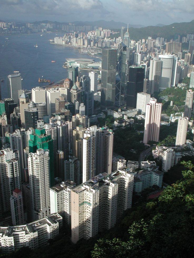 Holiday to Hong Kong, Macau & Guangzhou, China. Photos by Tamara Desiatov 2007-07.