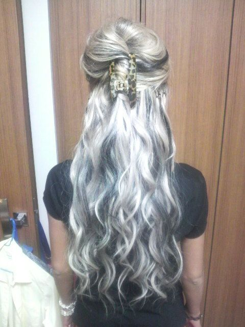 102 Best Canas Grey Vargas Images On Pinterest Colourful Hair