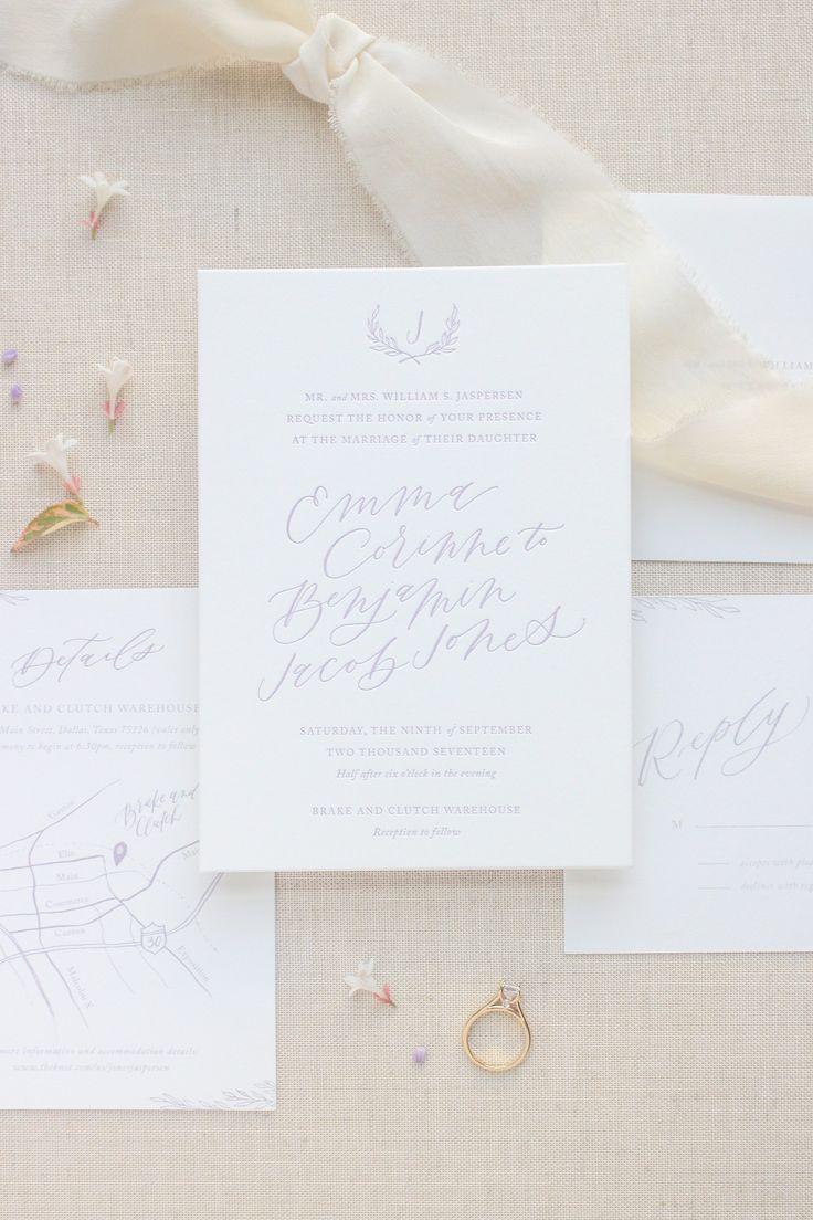 133 best wedding invitation suites sarah ann design images on dallas wedding stationery design emma ben semi custom invitation stopboris Choice Image