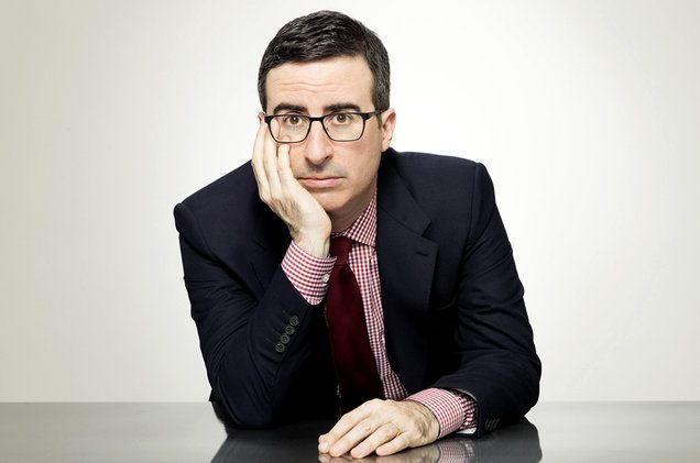 John Oliver took time at the beginning of Sunday's Last Week Tonight to address the mass shooting that took place earlier that day at a gay nightclub in Orlando.