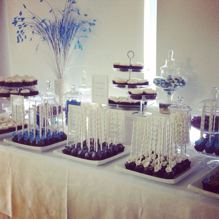 Sweet table - wedding