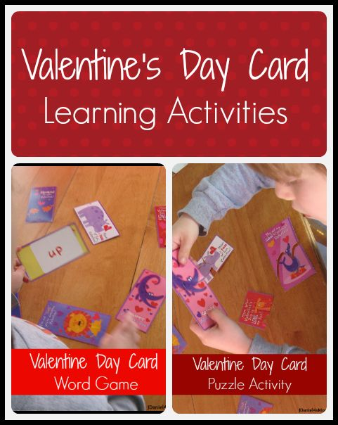 406 best Kids Valentines Day Activities images – Toddler Valentines Day Cards