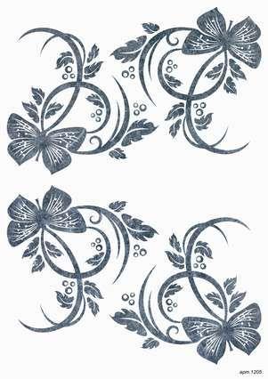 Узоры для декорирования - КЛИПАРТ, рисование - ИСКУССТВУ БЫТЬ - Каталог статей…