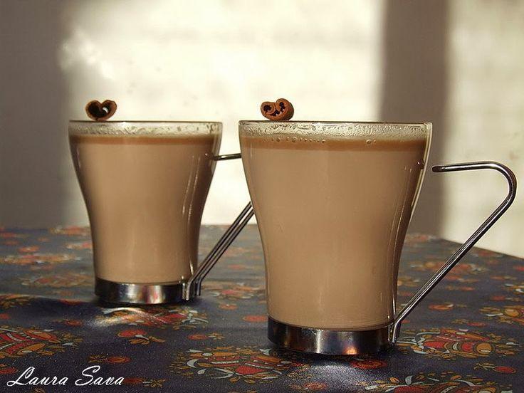 Ciocolata calda | Retete culinare cu Laura Sava