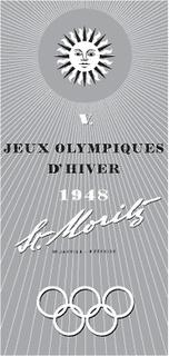 St. Moritz - 1948 Olympic