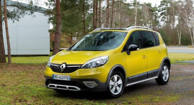 Los Mejores Autos: Renault Scenic 2014 a precios desde £ 17,955 en el Reino Unido
