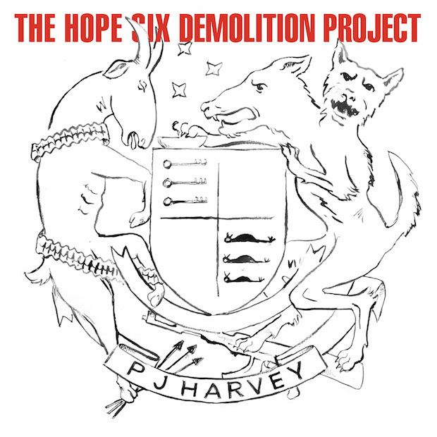 PJ Harvey's ninth album presents problems thornier than mere perceived artistic license and minimal fact-checking.