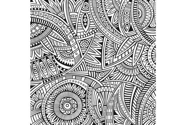 208 best art zentangles 1 0 black complex designs images - Mandalas adultes gratuits ...