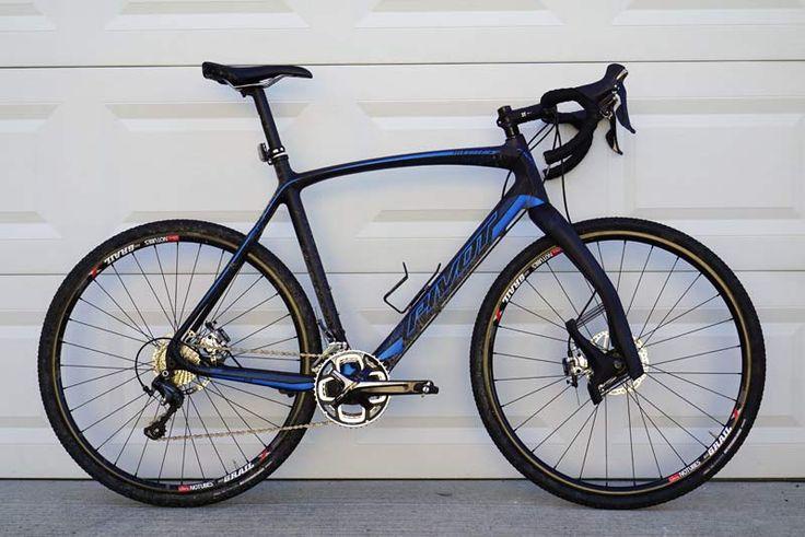 lauf grit gravel bike suspension fork first ride review