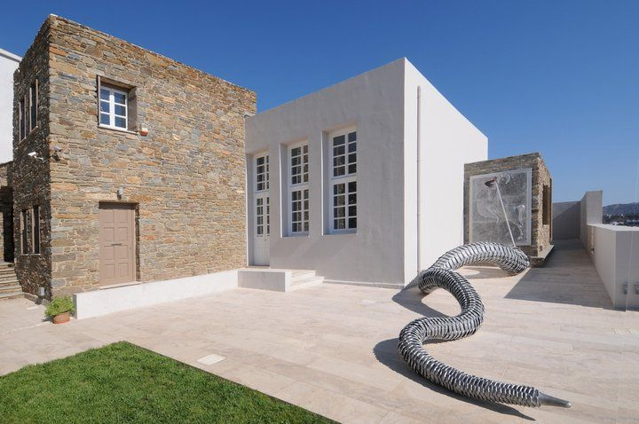 In 2011 the Costas Tsoclis Museum was opened on the island of Tinos, More info about this great Greek artist, internationally known,  at: http://www.omilo.com/greek-artist-costas-tsoclis/