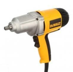 """DeWalt DW292 1/2"""""""" Impact Wrench Heavy Duty with Detent Pin Anvil"""