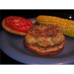 Butter Bean Burgers - Allrecipes.com