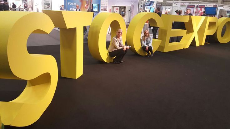 Implico takes a seat at the StocExpo in Antwerp