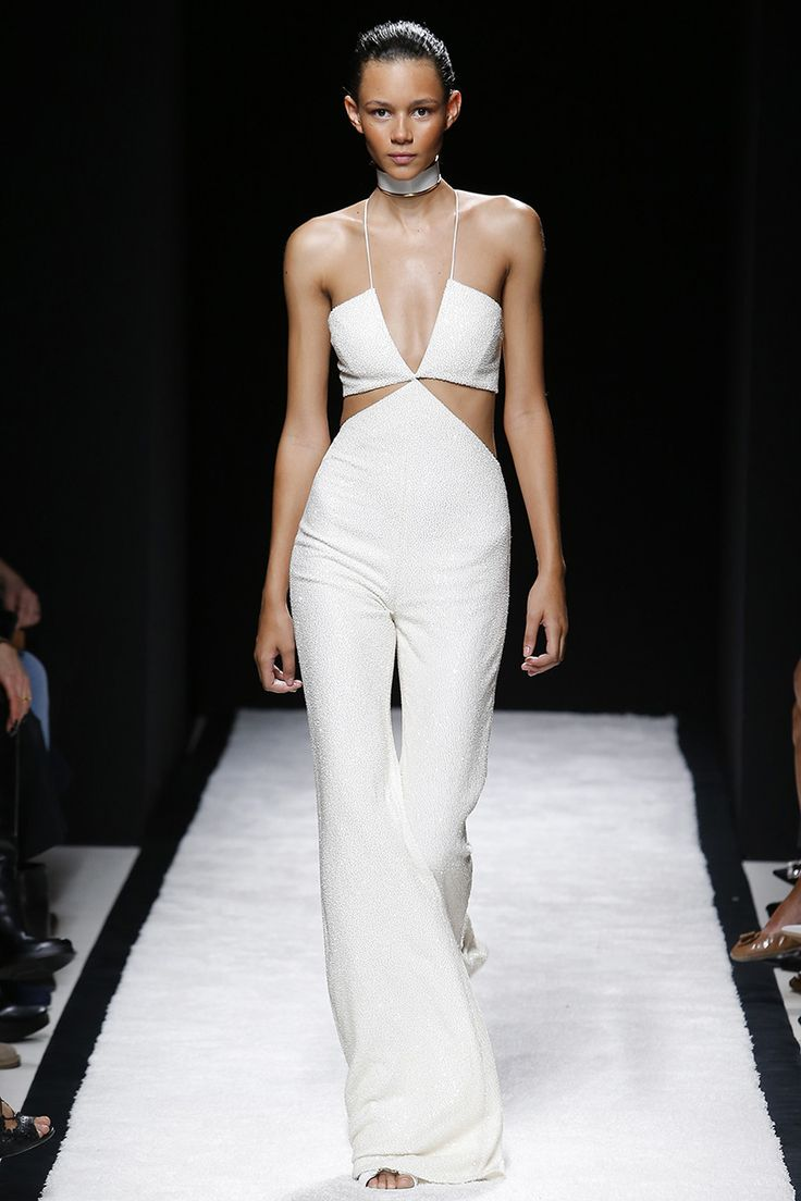 Balmain Spring 2015 RTW – Runway – Vogue