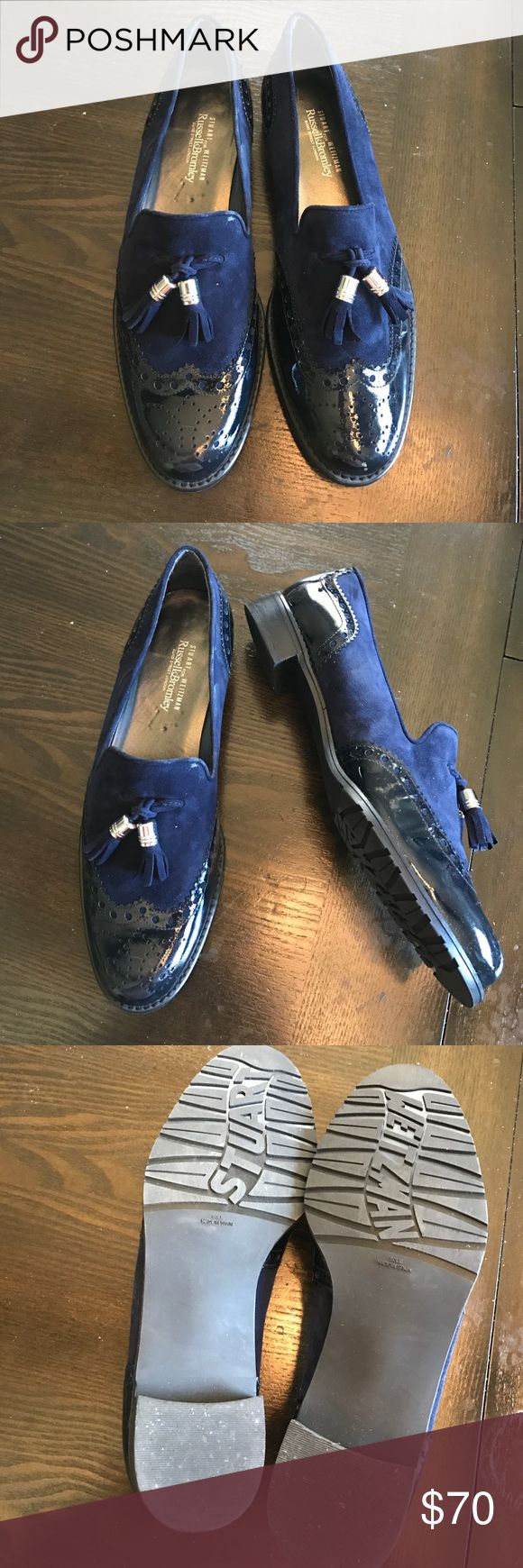 Stuart weitzman for Russell&Bromley Like new condition. Stuart Weitzman Shoes Flats & Loafers