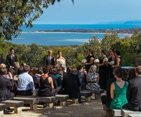 I only know about this little Gem surround by natural bush because I went to a wedding here! Located on the Great Ocean Road with a specacular backdrop and bush setting  Eumeralla is the perfect place to get married and then you can have your reception at at nearby Anglesea, Torquay or Geelong.
