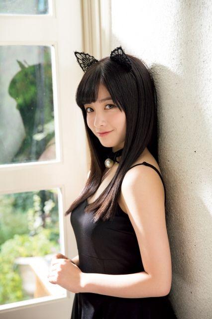 [写真] 橋本環奈、かわいいすぎる猫耳姿 可憐で美しい17歳の魅力全開(オリコン) - エキサイトニュース