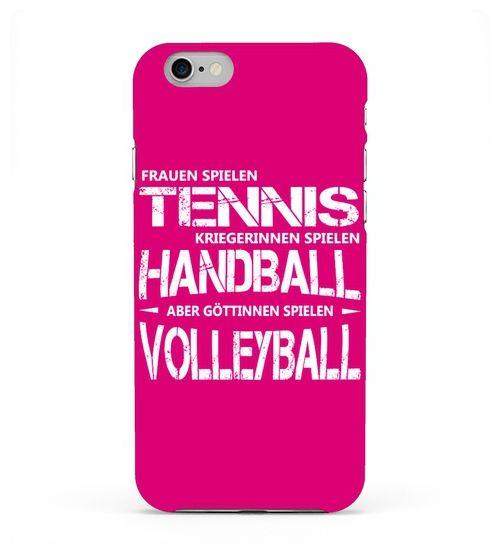 Gttinnen spielen Volleyball Handyhlle (*Partner Link)