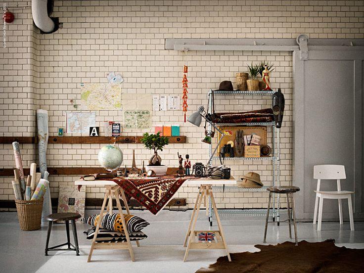 Inred med världen | IKEA Livet Hemma – inspirerande inredning för hemmet