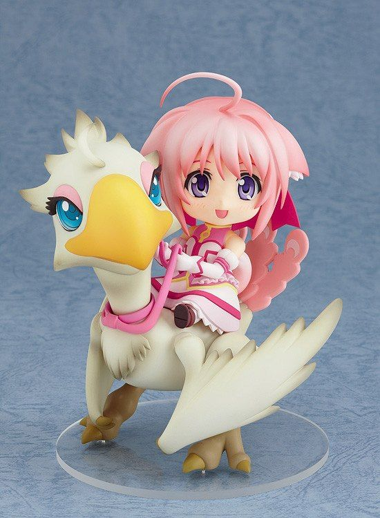 From the anime set in the alternate world known as Flonyard, 'DOG DAYS' #Nendoroid