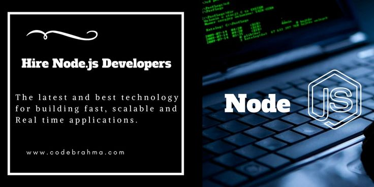 As an eminent adapter of trending technologies, #Codebrahma has years of excellence in serving secure and scalable #web solutions to your requirements - backed by the well-versed & intellectual #developers. Hire #nodejs developers to get the top-quality #apps in a server-side scripting language - Node.JS.