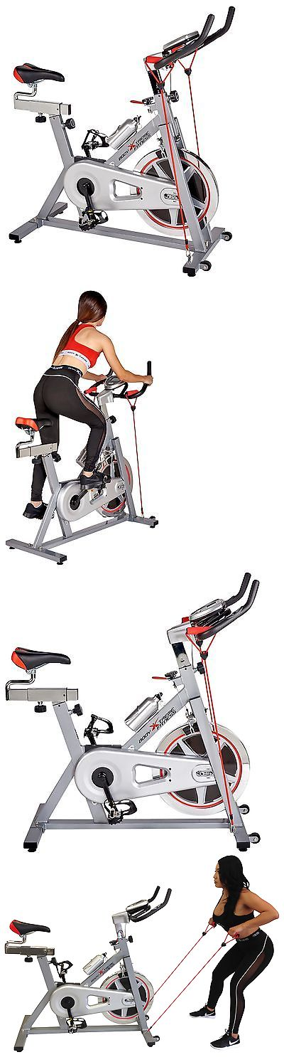 Exercise Bikes 58102: Body Xtreme Fitness Exercise Spin Bike, Workout Home Office, Cardio #Ruxtreme -> BUY IT NOW ONLY: $234.88 on eBay!