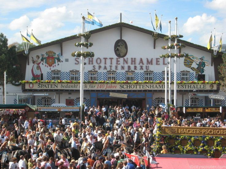 Best Beer Festival Images On Pinterest Beer Festival - 10 best tents to visit at oktoberfest in munich