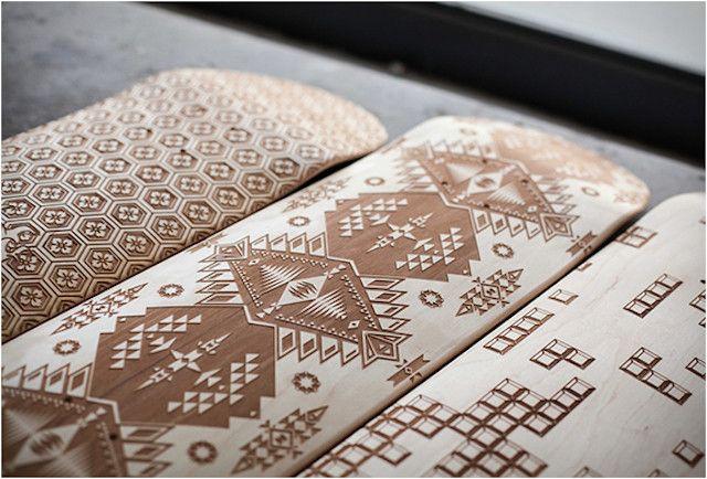madeira com desenho a laser - Pesquisa Google