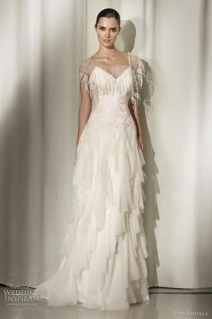301ef9814e 33 Beautiful 2018 Bridal Wedding Dress Ideas