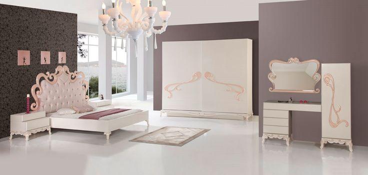 17 best ideas about light purple bedrooms on pinterest for Classy teenage bedroom ideas