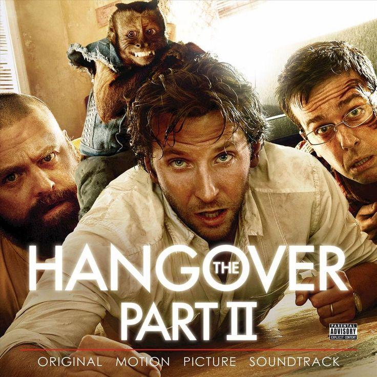 Original Soundtrack - The Hangover, Pt. II [Explicit Lyrics] (CD)