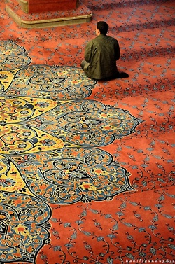 Oh! Such a monumental #pattern! It inspires religious fervor almost on its own!