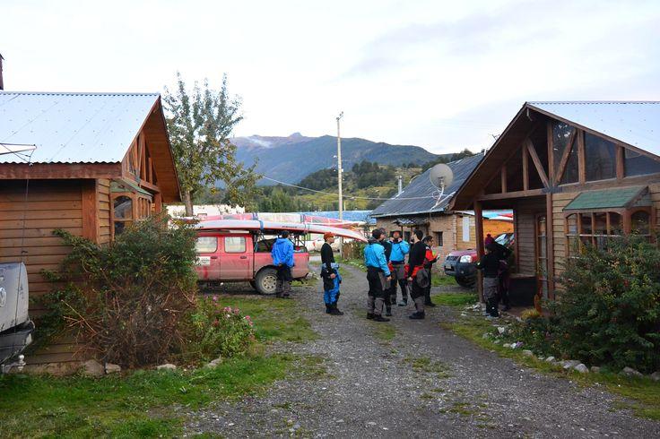 https://flic.kr/s/aHskTCg4vu | Kayak  San Rafael II entrega | Kayak en Chile con Pueblitoexpediciones