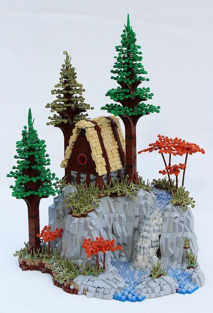 Forest hideout deserves revealing