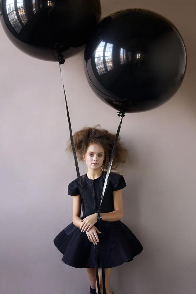 Fashion/Art/portraiture A Touch of Magic | Cleo Sullivan | Little Gatherer