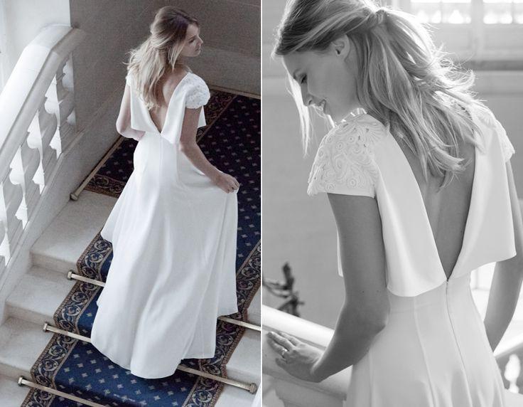 Robe de mariée Margaux Tardits - Le Guepard