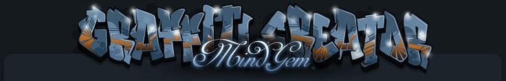 Graffiti Font - MindGem