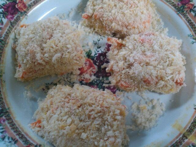 Something crunchy? Crispy Vegs Pork :)