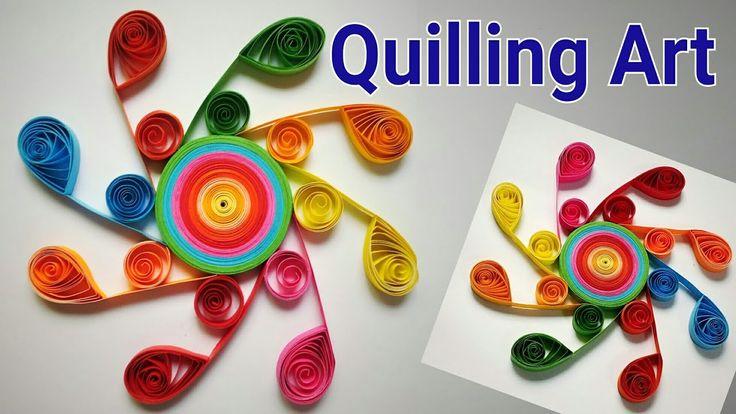 Quilling Design