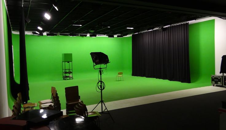 Gorilla CAF has 36 kilometers from the city center of Amsterdam, a 240 square foot green screen studio. This studio has free parking. Separate production areas and dressing / makeup area. A separate control room overlooking the studio.  The studio is equipped with basic lighting. Optional extra light, facilities, catering and crew!