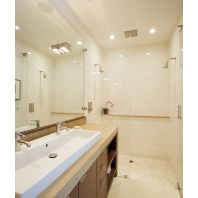 Double Shower Design, Pictures, Remodel, Decor and Ideas