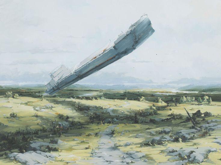 Fresh Paintings by Germany based artist Sven Kroner Sven Kroner us Website
