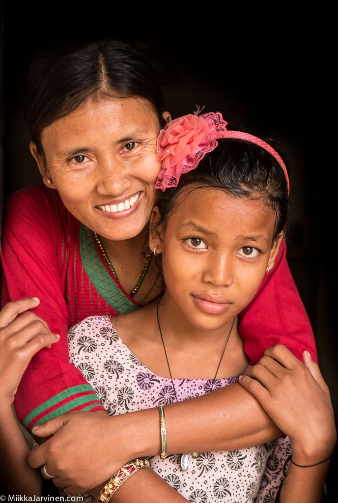 Agyauli, Bagkhor, Nepal.  (c) http://miikkajarvinen.com/2015/03/12/faces-of-nepal/