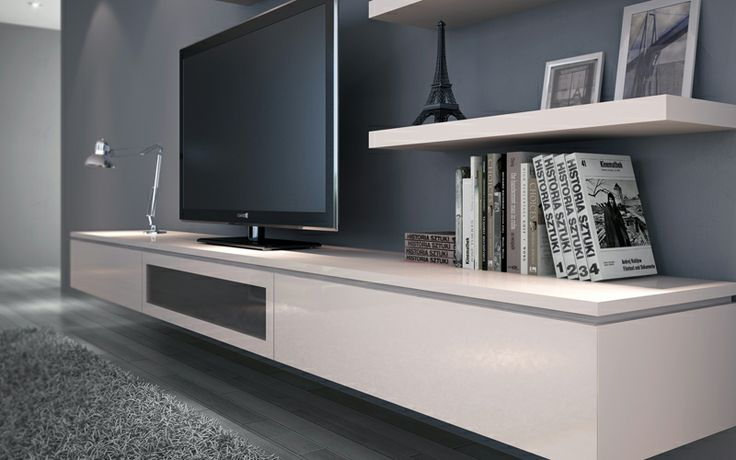 lounge room floating shelves t v c a b i n e t TV Wall Mounts with Shelves Black Floating Wall Shelves