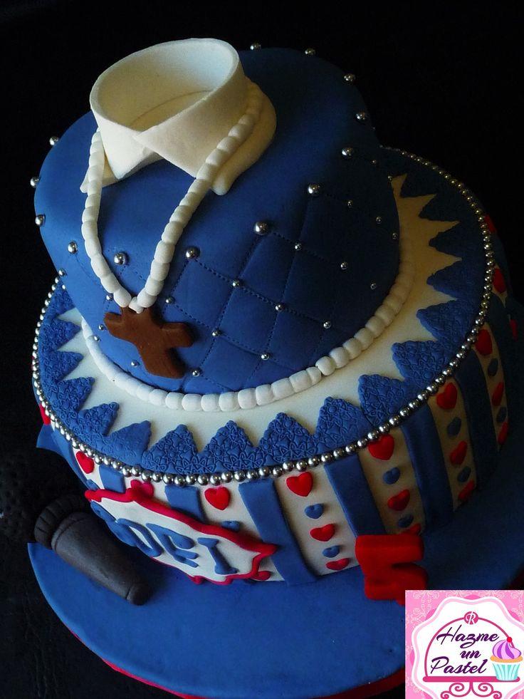 Torta de Esperanza Mia.